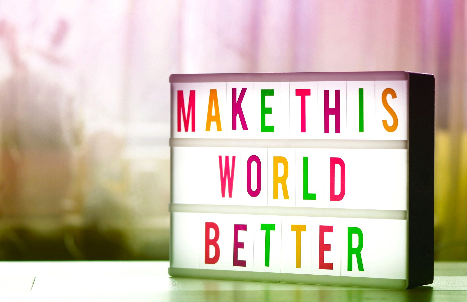 Charity - Make This World Better